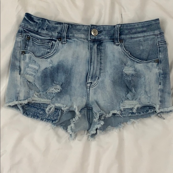 American Eagle Outfitters Pants - High rise American Eagle shorts